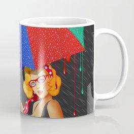 My life is colorful Coffee Mug