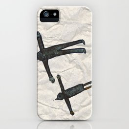 Flight Pair iPhone Case