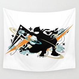 ninja#3 Wall Tapestry