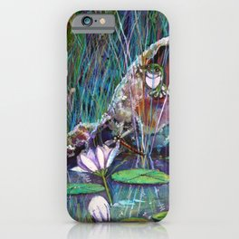 Secret Hollow iPhone Case