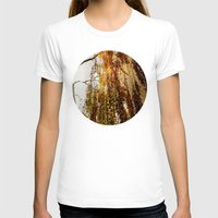 birch T-shirts featuring Birch by TakaTuka Photo
