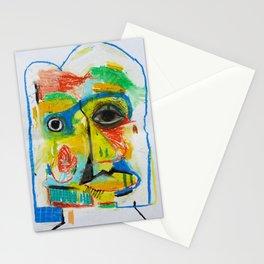 self portrait I Stationery Cards