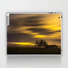 Night at the fields Laptop & iPad Skin