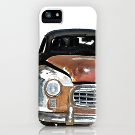 DN103 iPhone Case