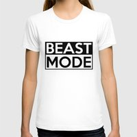 depeche mode T-shirts featuring BEAST MODE by Adel