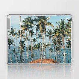 Palm trees 4 Laptop & iPad Skin