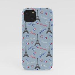 Paris 2 iPhone Case