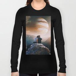 A Weird Planet Long Sleeve T-shirt