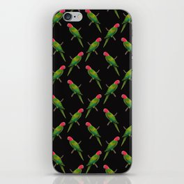 Parrot Pattern iPhone Skin