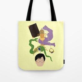 horcruxes Tote Bag