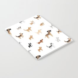 Lots of Cute Doggos Notebook