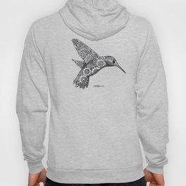 Clockwork Hummingbird Hoody