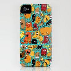 Creature Cluster Slim Case iPhone (4, 4s)