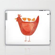 Hen and Chicks Laptop & iPad Skin