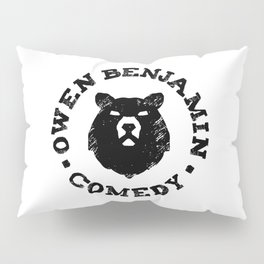 Owen Benjamin Comedy Pillow Sham