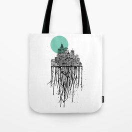 City Drips Tote Bag