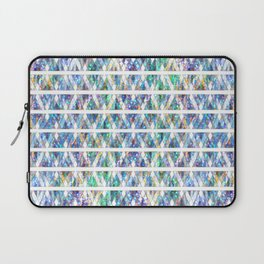 Geometric Glossy Pattern G331 Laptop Sleeve