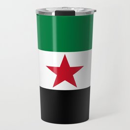 Independence Flag of Syrian, High quality Travel Mug