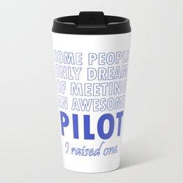 PILOT'S DAD Travel Mug