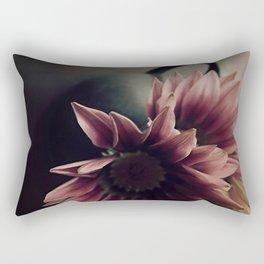 Sunday afternoon rose Rectangular Pillow
