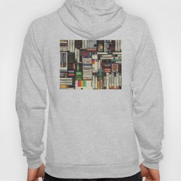 Cassettes, VHS & Games Hoodie