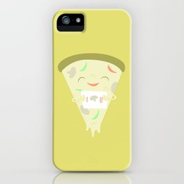I pizza you iPhone Case