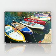 Le Barche Laptop & iPad Skin