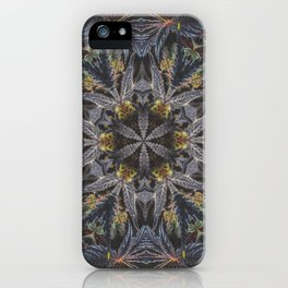 Flowers of Life iPhone Case