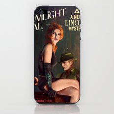 Twilight Gal iPhone & iPod Skin