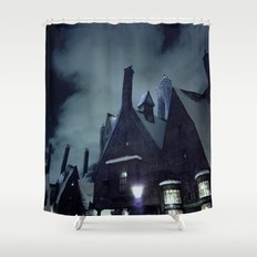 place for magic Shower Curtain