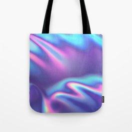 Bold Iridescence Tote Bag