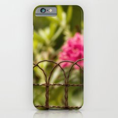 Rusty Fence iPhone 6s Slim Case