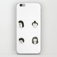 The small faces iPhone & iPod Skin