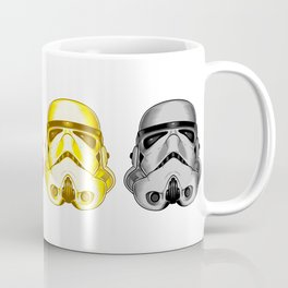 CMYK Force Coffee Mug