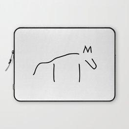 dog or wulf Laptop Sleeve