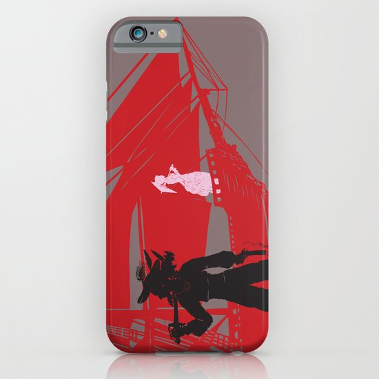 a piratical diversion iPhone & iPod Case