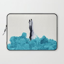 Into the Smoke Laptop Sleeve