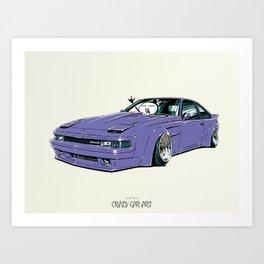 ozizo art 0015 Art Print