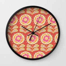 Patty-O Garden Wall Clock