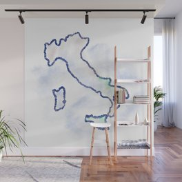 Italy in my heart Wall Mural