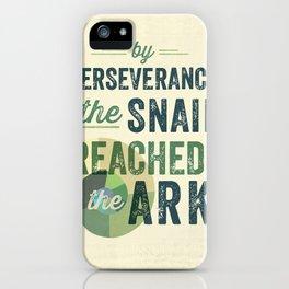 perseverance iPhone Case