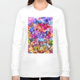 Jelly Bean Wildflowers Long Sleeve T-shirt