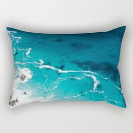 Cape Point, South Africa #society6 #decor #buyart Rectangular Pillow