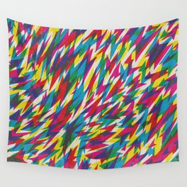 Boom Boom Zoom Wall Tapestry