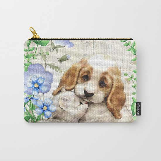 Sweet animals #7 Carry-All Pouch
