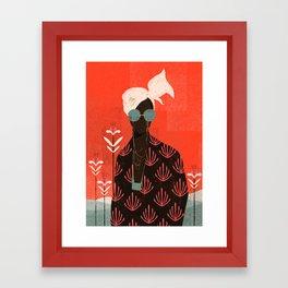 Kalemba II Framed Art Print