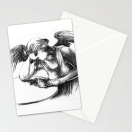 Absence of Dream Stationery Cards