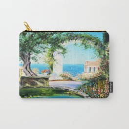 Cozy courtyard # 2 Carry-All Pouch