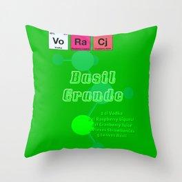 Basil Grande Throw Pillow