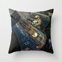 Air & Space Museum 5 Throw Pillow